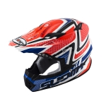 SUOMY RUMBLE SNAKE RED